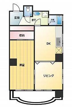 区分マンション-神戸市須磨区大田町2丁目 間取り