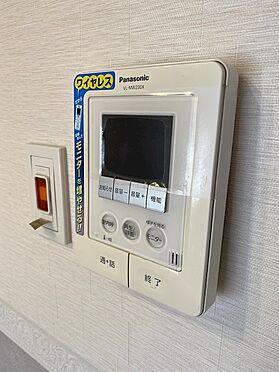 中古マンション-川口市飯塚1丁目 TVモニター付きインターホン