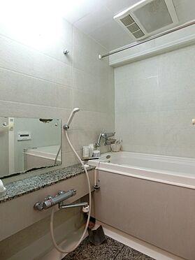 区分マンション-港区南麻布3丁目 浴室換気乾燥暖房機付きユニットバス