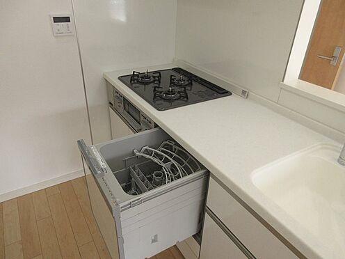 中古マンション-多摩市中沢1丁目 食洗器付きカウンターキッチン