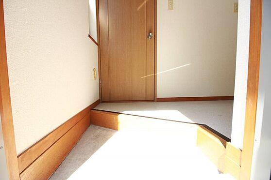 アパート-横須賀市長沢3丁目 玄関