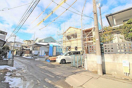 新築一戸建て-仙台市青葉区桜ケ丘1丁目 外観