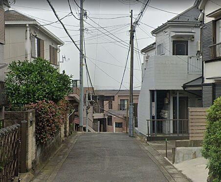 アパート-横浜市港南区港南1丁目 前面道路