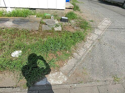 アパート-伊勢崎市田部井町1丁目 エントランス