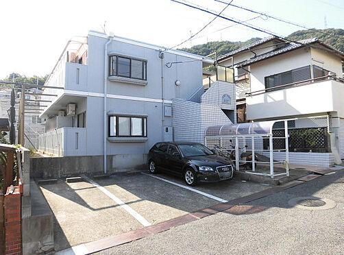 マンション(建物全部)-神戸市灘区篠原台 外観