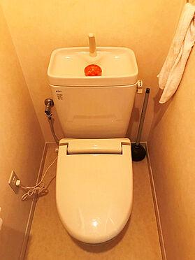 中古一戸建て-大阪市平野区加美北1丁目 トイレ