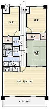 マンション(建物一部)-神戸市兵庫区滝山町 ファミリー向け3LDK