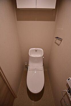 中古マンション-港区芝浦4丁目 トイレ