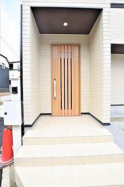 新築一戸建て-仙台市青葉区子平町 玄関