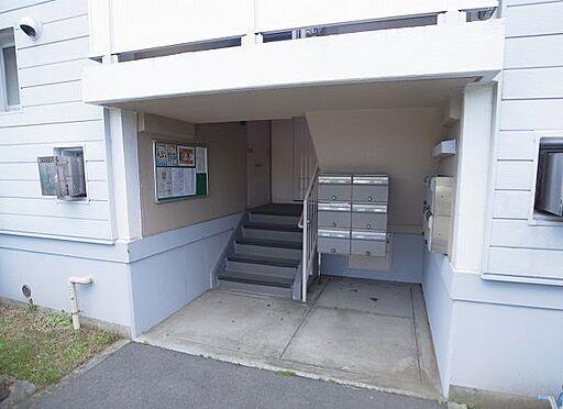 マンション(建物一部)-神戸市北区ひよどり台5丁目 清潔な印象の共用部