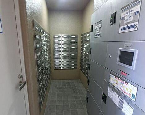 区分マンション-大阪市北区長柄西2丁目 宅配ボックス・メールBOX完備
