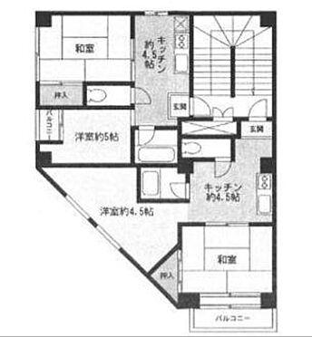 マンション(建物全部)-千葉市美浜区稲毛海岸4丁目 間取り