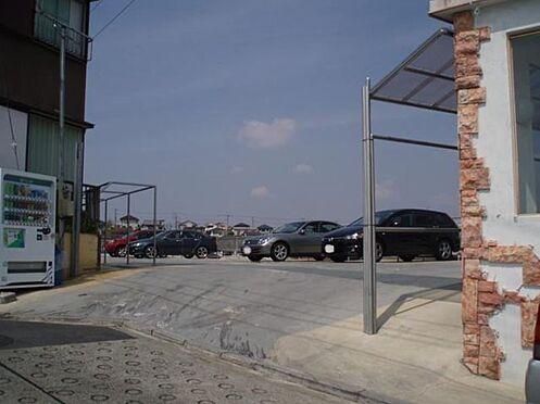 マンション(建物全部)-横浜市南区中里2丁目 駐車場1
