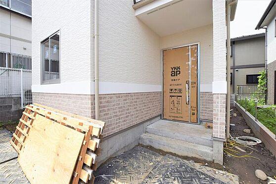 新築一戸建て-仙台市泉区上谷刈5丁目 玄関