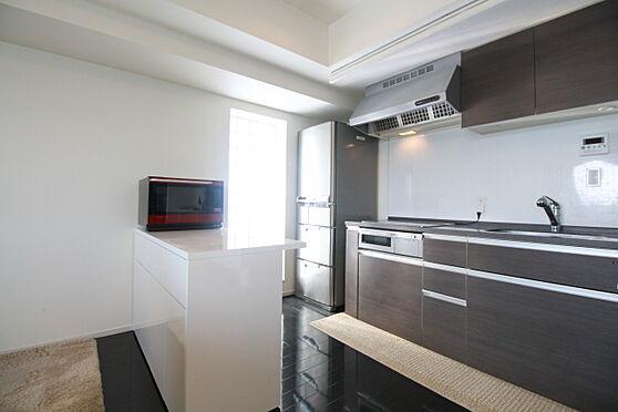 中古マンション-渋谷区松濤2丁目 IH、浄水機能付きのキッチン