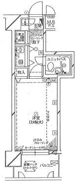 マンション(建物一部)-広島市西区打越町 間取り
