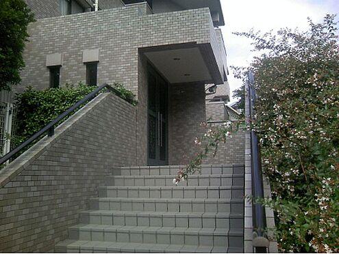 中古マンション-横浜市神奈川区片倉2丁目 エントランス