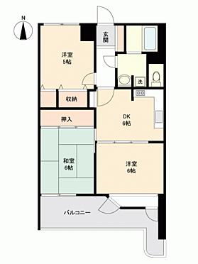 マンション(建物一部)-熊本市中央区迎町1丁目 間取り