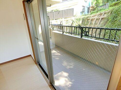 中古マンション-福岡市中央区谷2丁目 南面バルコニーで陽当たり良好!