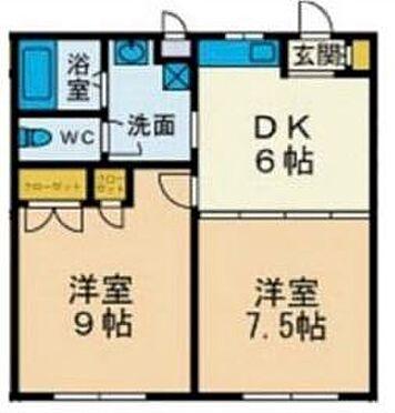 アパート-厚木市上荻野 ルシェリア・ライズプランニング