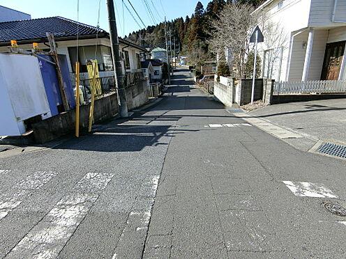 住宅付店舗(建物全部)-山武市埴谷 北側前面道路