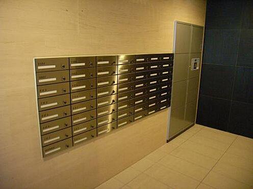 マンション(建物一部)-大阪市北区紅梅町 メールボックスの他、宅配ボックスもあり安心