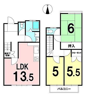 建物全部その他-横須賀市小矢部2丁目 間取り