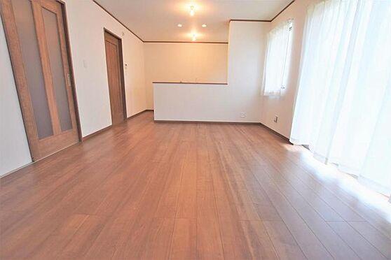 戸建賃貸-仙台市太白区緑ケ丘3丁目 居間