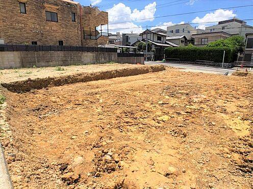 戸建賃貸-名古屋市千種区富士見台5丁目 現地(2021年6月撮影)