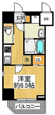 マンション(建物一部)-大阪市西区京町堀2丁目 間取り
