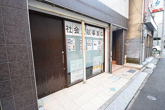 アパート-台東区浅草橋4丁目 1階テナント部分盛業中