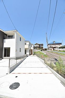 新築一戸建て-仙台市青葉区落合1丁目 駐車場