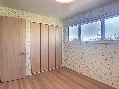 中古一戸建て-豊田市花園町新田 二階の居室も大容量の収納があるのでお部屋もスッキリ!