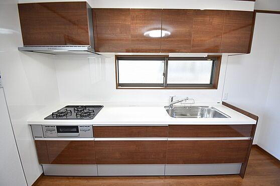 新築一戸建て-江戸川区平井5丁目 キッチン