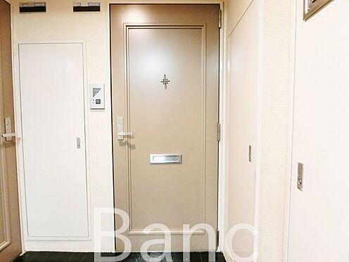 中古マンション-品川区中延4丁目 玄関ドア