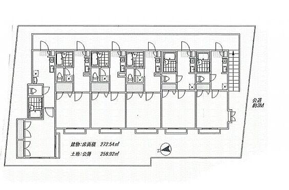 アパート-新宿区四谷坂町 間取り