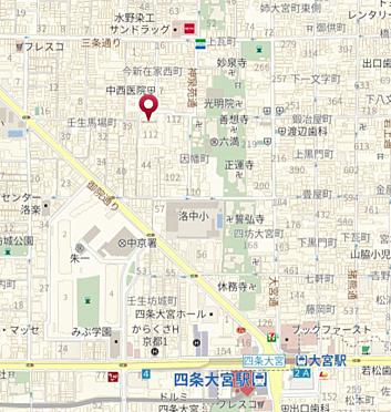 マンション(建物一部)-京都市中京区因幡町 その他