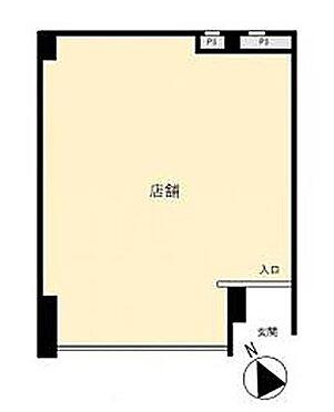 区分マンション-横浜市神奈川区七島町 間取り