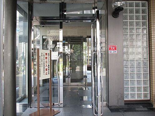 中古マンション-大阪市東成区東中本2丁目 清潔なエントランスです