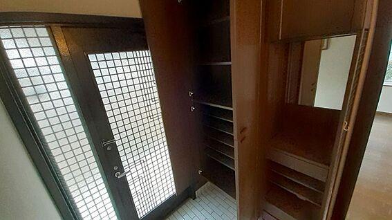中古一戸建て-東松山市山崎町 玄関収納たっぷり