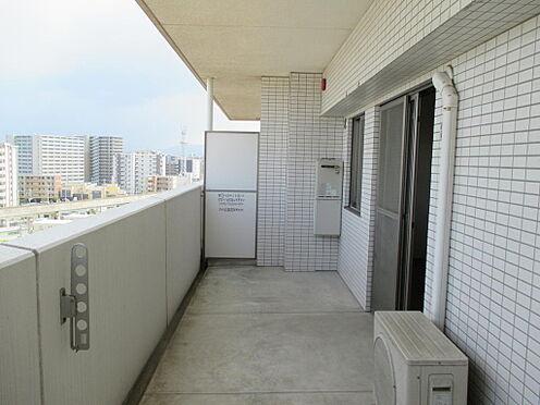 マンション(建物一部)-福岡市東区箱崎1丁目 バルコニー