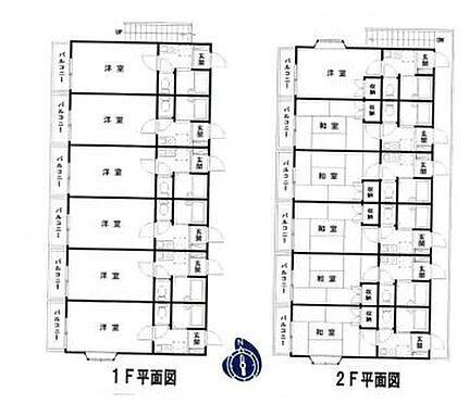 マンション(建物全部)-西東京市北町5丁目 間取り