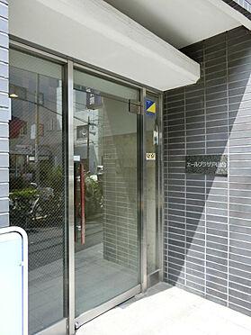 マンション(建物一部)-新宿区戸山1丁目 玄関