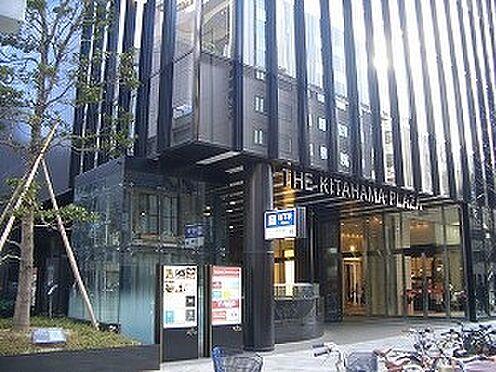 中古マンション-大阪市中央区鎗屋町2丁目 【ショッピングセンター】THE Kitahama PLAZAまで1172m