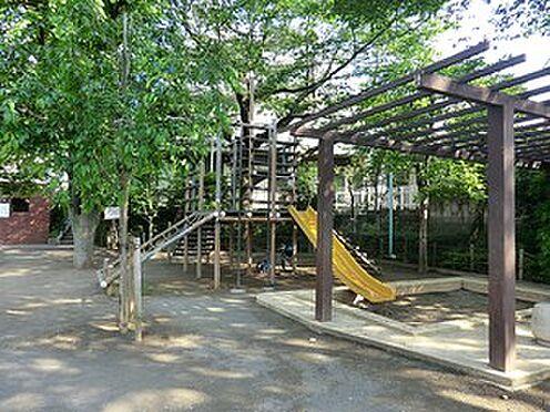 マンション(建物一部)-新宿区西新宿6丁目 周辺環境:本町公園