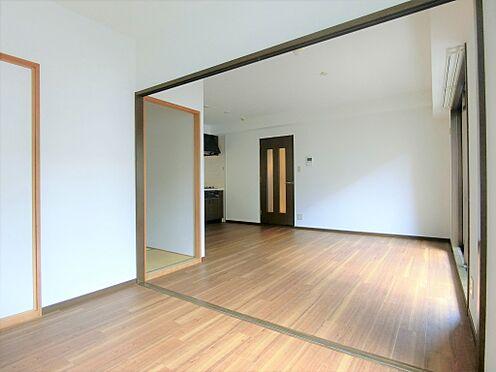 区分マンション-神戸市中央区神若通6丁目 リビングダイニングキッチン、洋室(1)