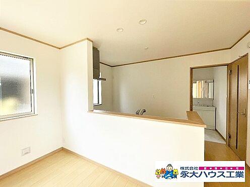 新築一戸建て-仙台市太白区富田字上野東 キッチン