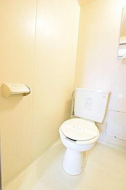 中古マンション-文京区目白台3丁目 トイレ