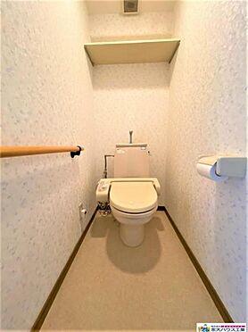 区分マンション-石巻市水押3丁目 トイレ
