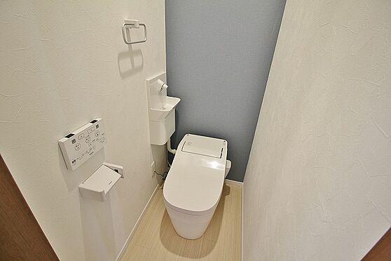 中古一戸建て-仙台市青葉区北根4丁目 トイレ